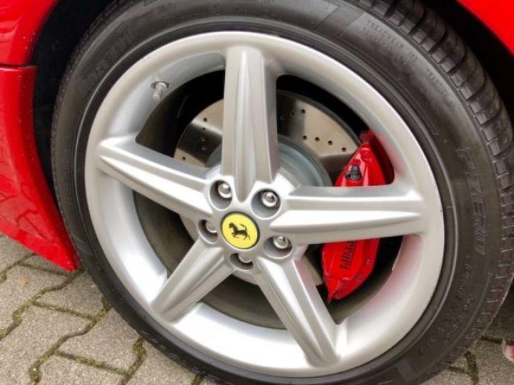 Ferrari 575 M Maranello F1 rouge - 10