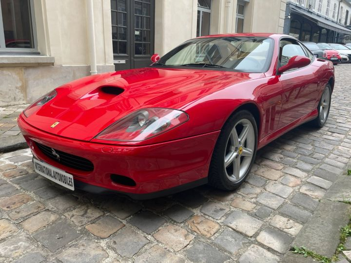 Ferrari 575M Maranello Rouge - 1