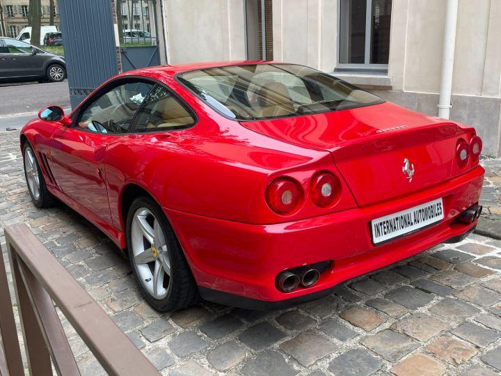 Ferrari 575M Maranello Rouge - 6