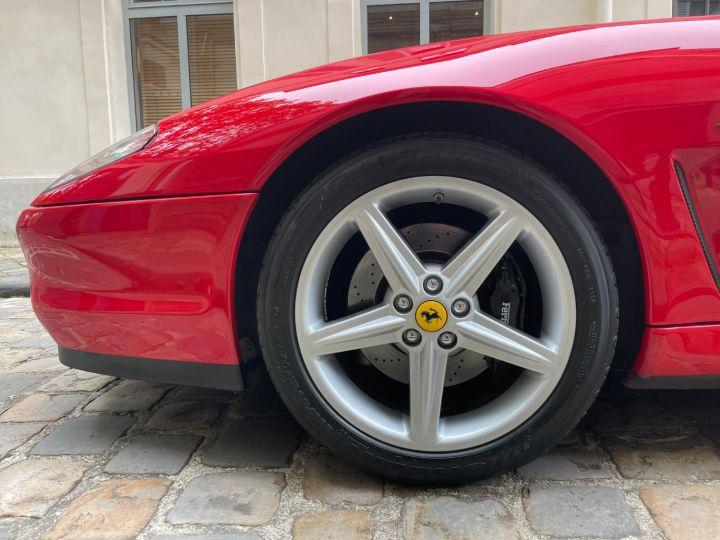 Ferrari 575M Maranello Rouge - 7