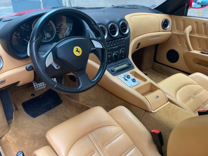 Ferrari 575M Maranello Rouge - 14