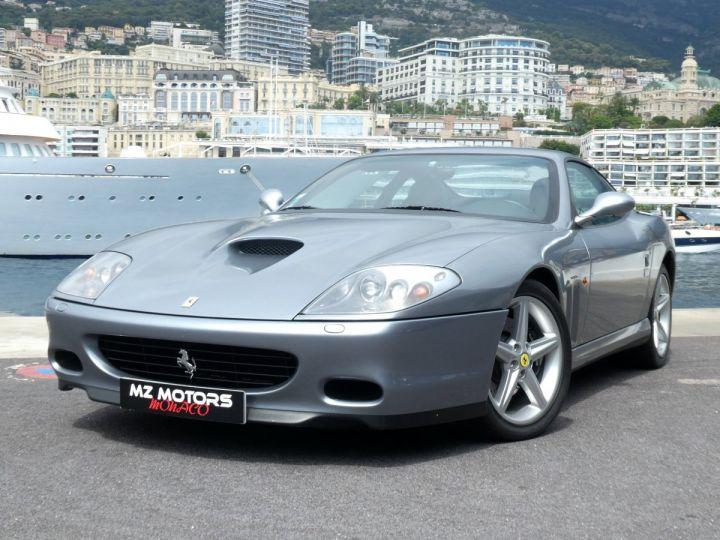 Ferrari 575M Maranello F1 Grigio Titanio Occasion - 2