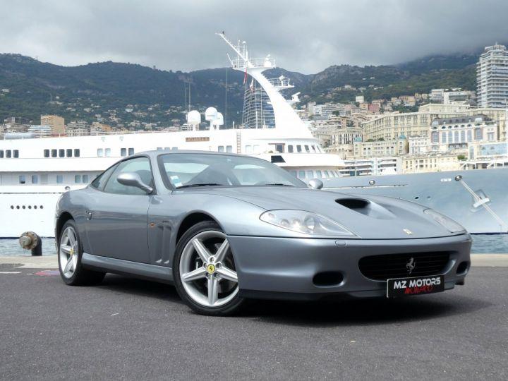 Ferrari 575M Maranello F1 Grigio Titanio Occasion - 6