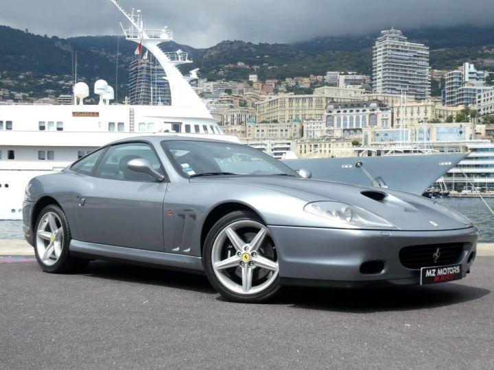 Ferrari 575M Maranello F1 Grigio Titanio Occasion - 8