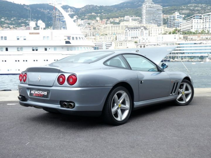 Ferrari 575M Maranello F1 Grigio Titanio Occasion - 9