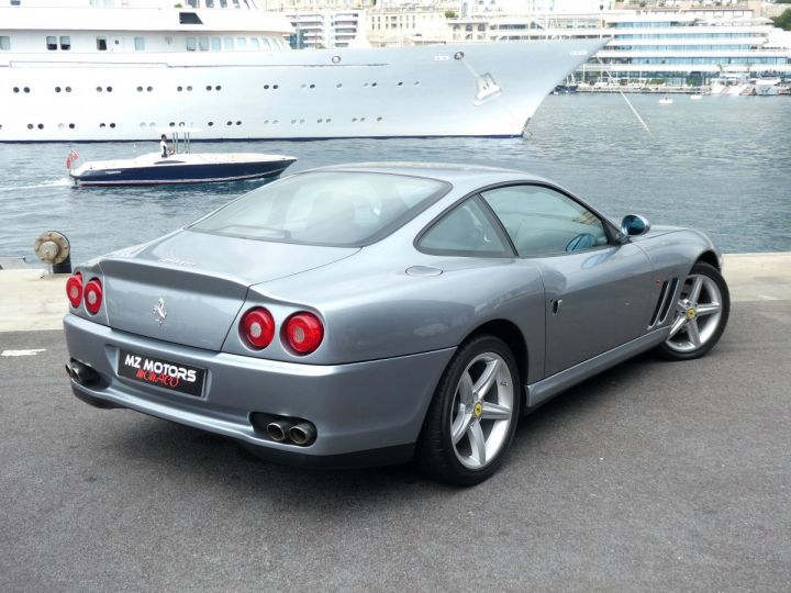 Ferrari 575M Maranello F1 Grigio Titanio Occasion - 10