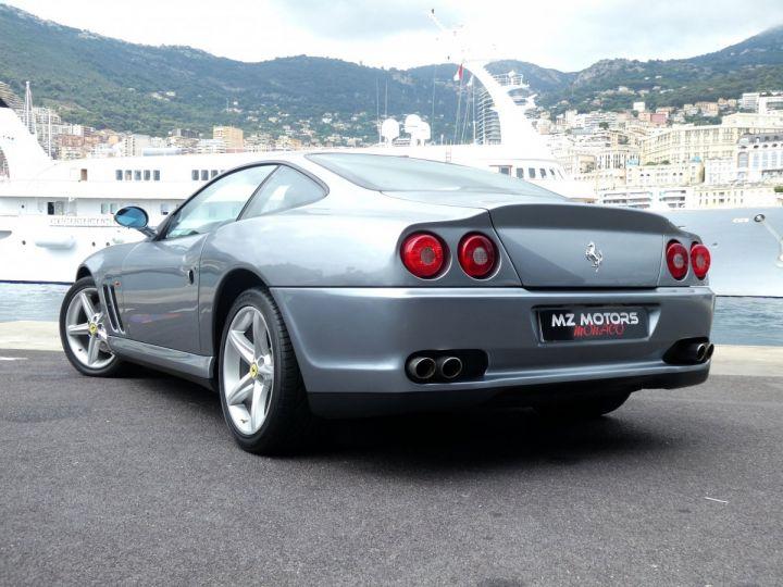 Ferrari 575M Maranello F1 Grigio Titanio Occasion - 12