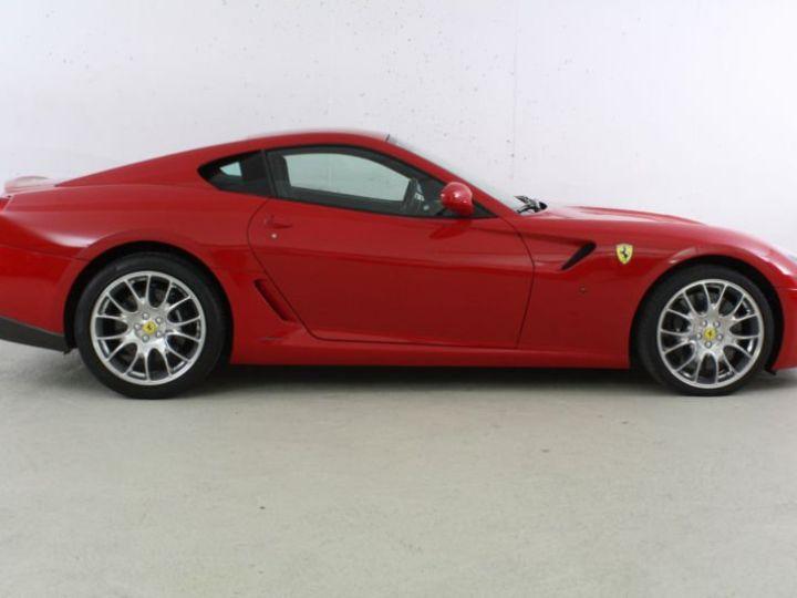 Ferrari 599 GTB Fiorano F1 rouge - 4