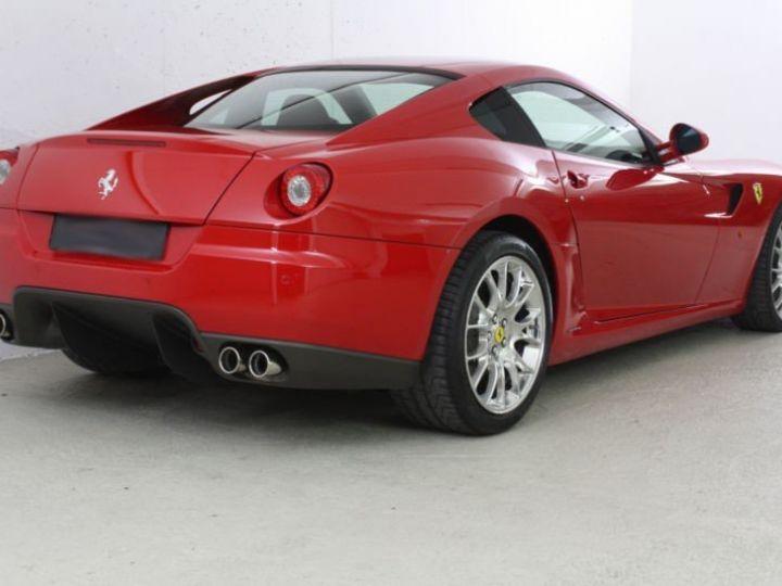 Ferrari 599 GTB Fiorano F1 rouge - 11