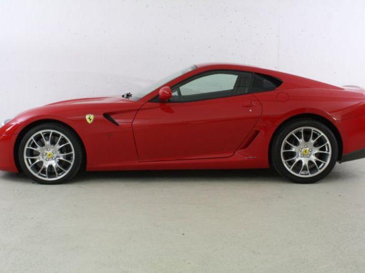 Ferrari 599 GTB Fiorano F1 rouge - 12