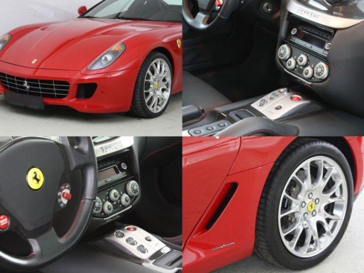 Ferrari 599 GTB Fiorano F1 rouge - 14