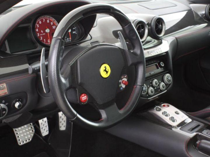 Ferrari 599 GTB Fiorano Fiorano F1 rouge - 6