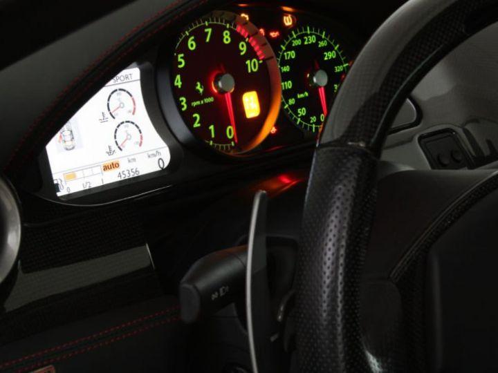 Ferrari 599 GTB Fiorano Fiorano F1 rouge - 8