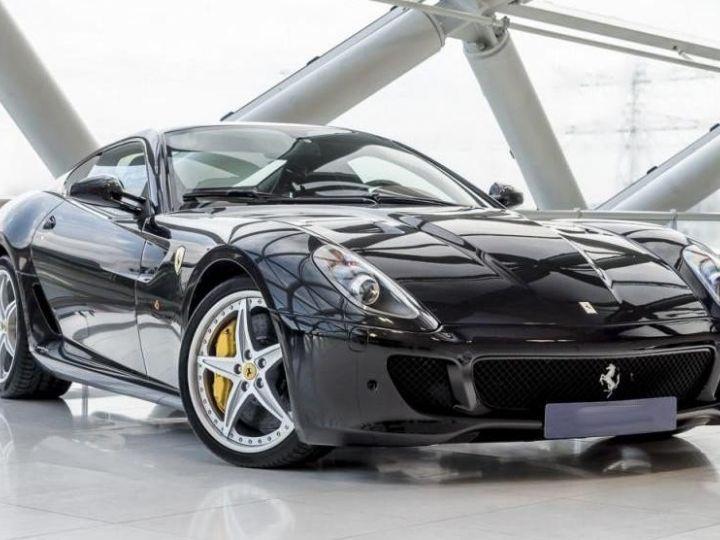 Ferrari 599 GTB Fiorano HGTE noir - 1
