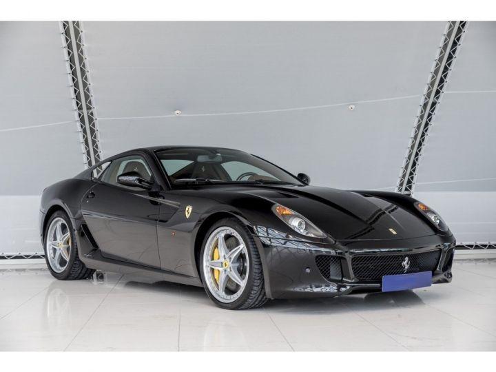 Ferrari 599 GTB Fiorano HGTE noir - 6