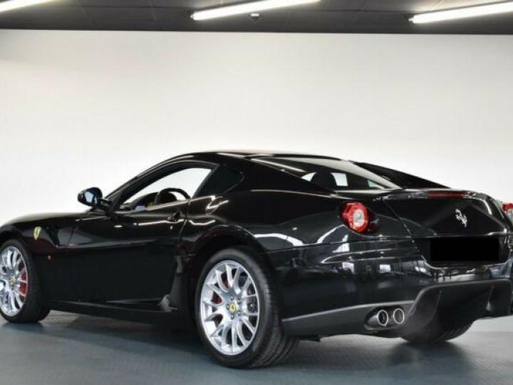 Ferrari 599 GTB Fiorano Pack carbone nero daytona - 4