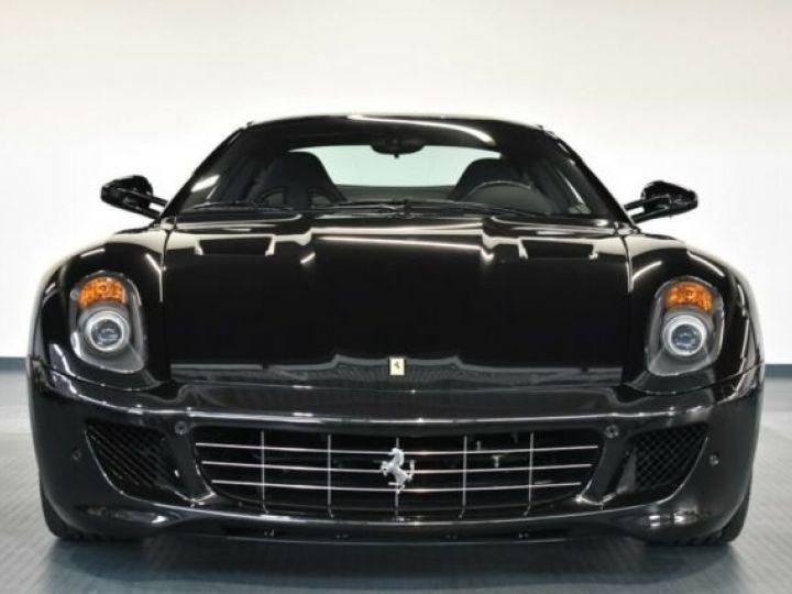 Ferrari 599 GTB Fiorano Pack carbone nero daytona - 6