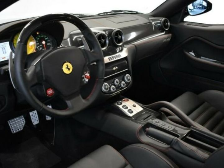 Ferrari 599 GTB Fiorano Pack carbone nero daytona - 9