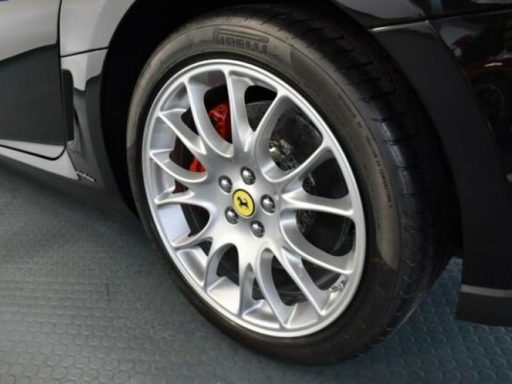 Ferrari 599 GTB Fiorano Pack carbone nero daytona - 13