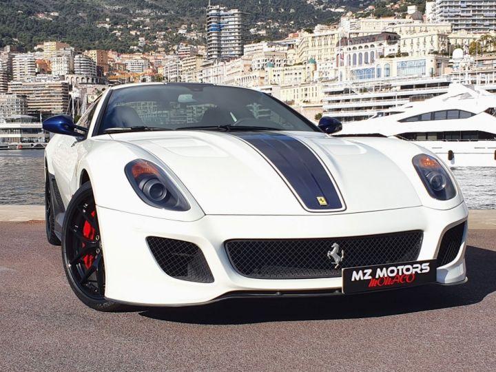 Ferrari 599 GTO F1 Bianco Occasion - 6