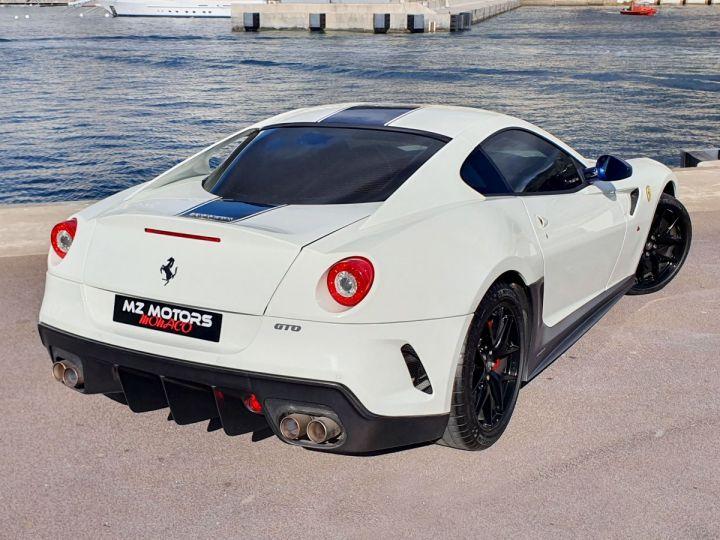 Ferrari 599 GTO F1 Bianco Occasion - 9