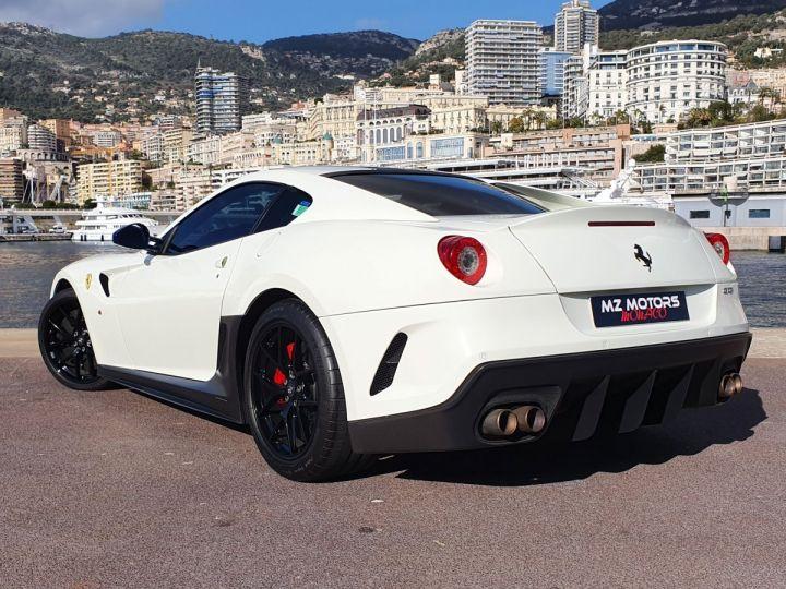 Ferrari 599 GTO F1 Bianco Occasion - 11