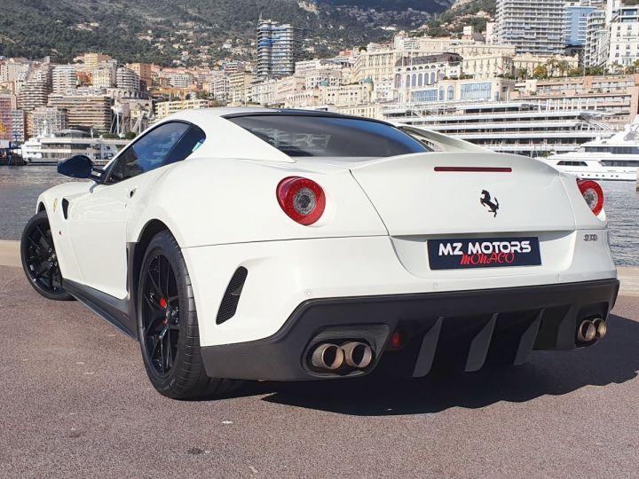 Ferrari 599 GTO F1 Bianco Occasion - 12