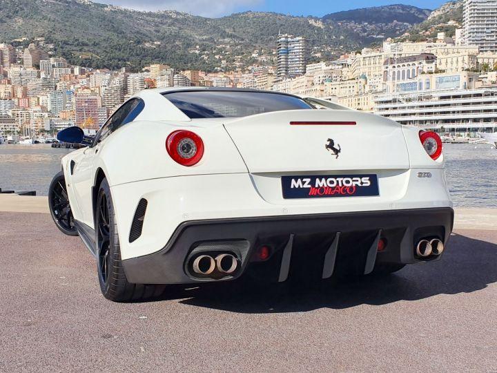 Ferrari 599 GTO F1 Bianco Occasion - 13