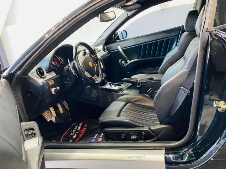 Ferrari 612 Scaglietti F1 ONE TO ONE *Entretien Ferrari - Garantie 12 mois - Livraison incluse * Noir métal - 3