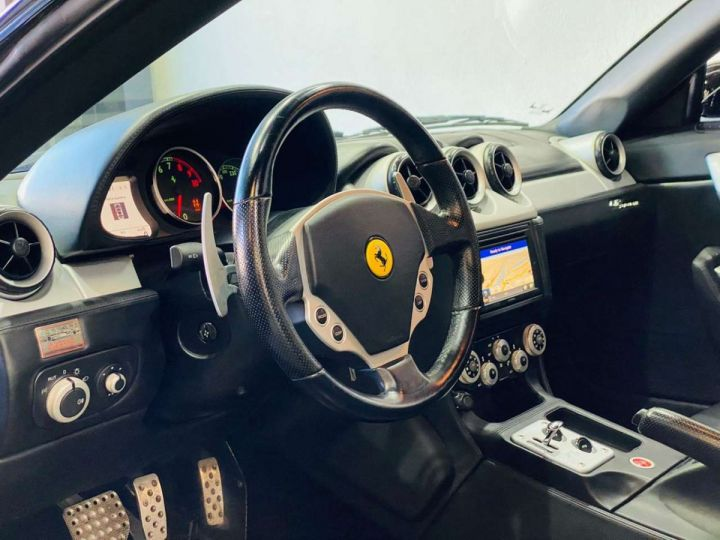 Ferrari 612 Scaglietti F1 ONE TO ONE *Entretien Ferrari - Garantie 12 mois - Livraison incluse * Noir métal - 4