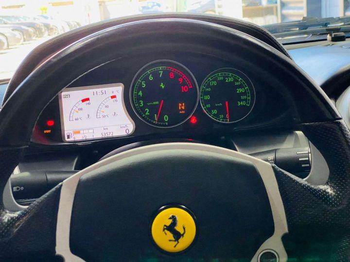 Ferrari 612 Scaglietti F1 ONE TO ONE *Entretien Ferrari - Garantie 12 mois - Livraison incluse * Noir métal - 5