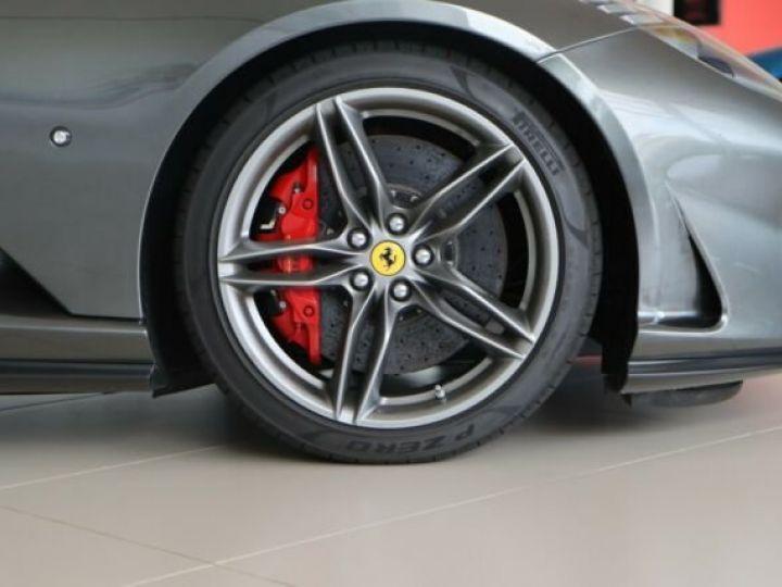 Ferrari 812 Superfast Grigio Silverstone métal - 18