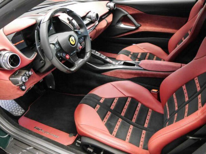 Ferrari 812 Superfast Liftsystem#carbone#HIiFi Peinture historique Verde British Racing  - 5