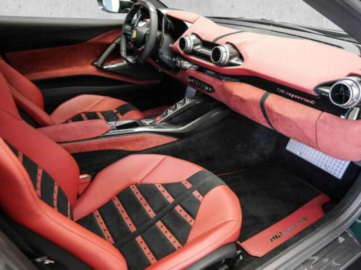 Ferrari 812 Superfast Liftsystem#carbone#HIiFi Peinture historique Verde British Racing  - 6