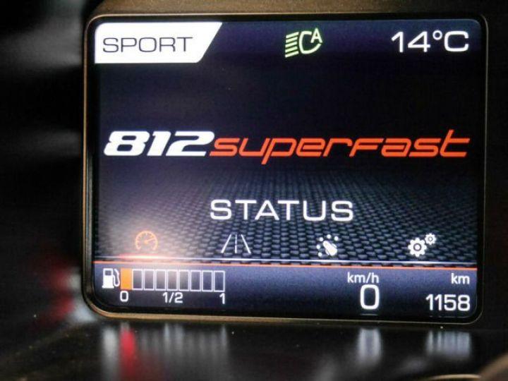 Ferrari 812 Superfast Liftsystem#carbone#HIiFi Peinture historique Verde British Racing  - 18