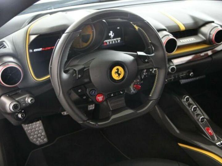 Ferrari 812 Superfast Pack carbone Cockpit Grigio Scuro - 8