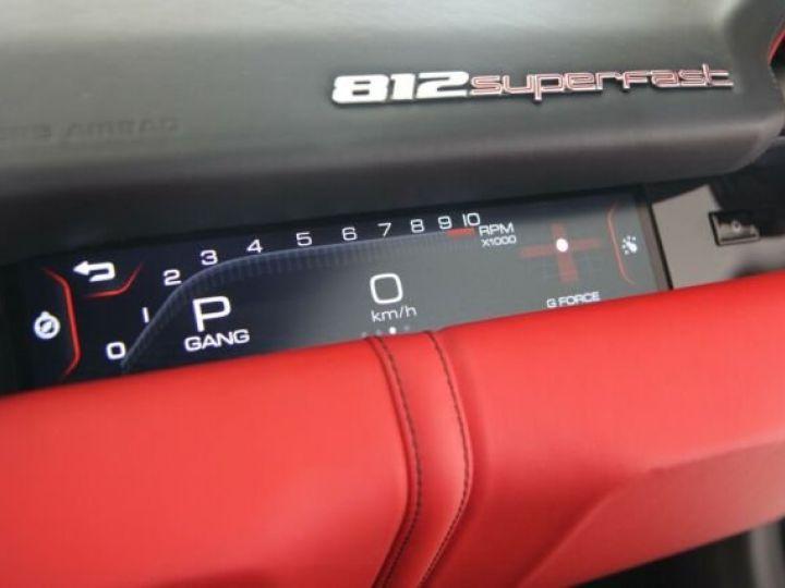Ferrari 812 Superfast V12 6.5 Grigio Silverstone métal - 11