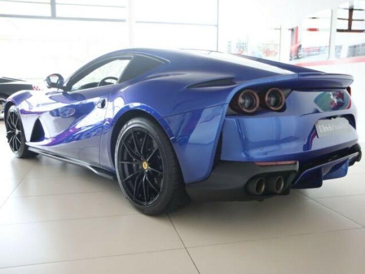 Ferrari 812 Superfast V12 6.5 #pack carbone Blu Elettrico métal - 6