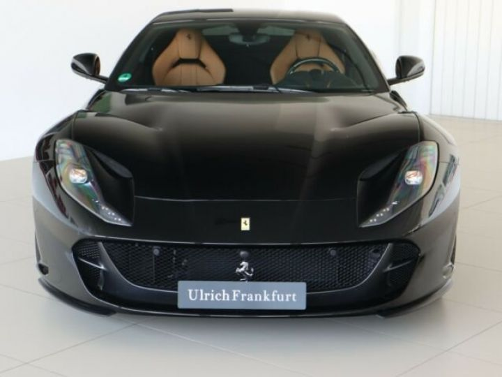 Ferrari 812 Superfast V12 6.5#Pack carbone intérieur Nero - 2