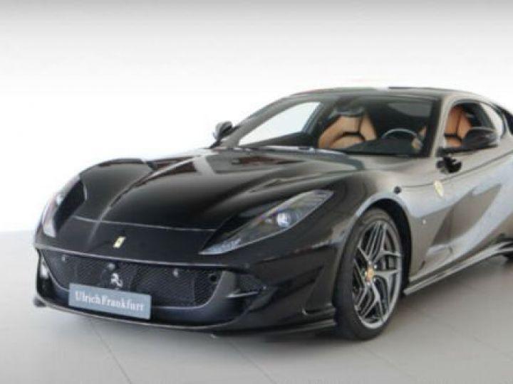 Ferrari 812 Superfast V12 6.5#Pack carbone intérieur Nero - 3