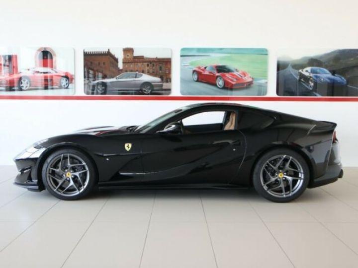 Ferrari 812 Superfast V12 6.5#Pack carbone intérieur Nero - 4