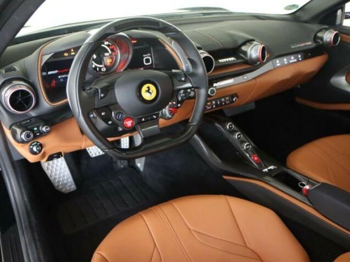 Ferrari 812 Superfast V12 6.5#Pack carbone intérieur Nero - 6