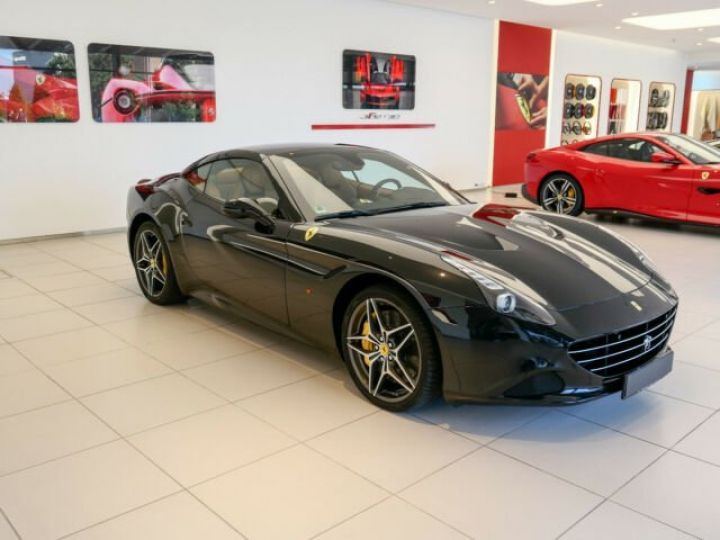 Ferrari California T Nero Daytona métal - 5