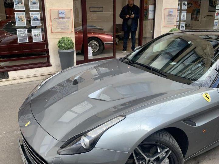 Ferrari California T T Gris Polaire Occasion - 2