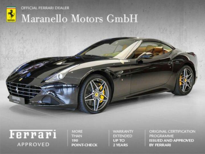 Ferrari California T V8 3.9 bi-turbo  Nero Daytona métal - 5