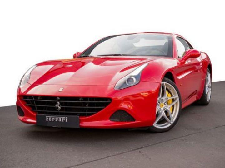 Ferrari California V8 3.9 T 560CH ROUGE Occasion - 1