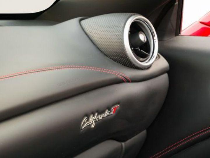 Ferrari California V8 3.9 T 560CH ROUGE Occasion - 9
