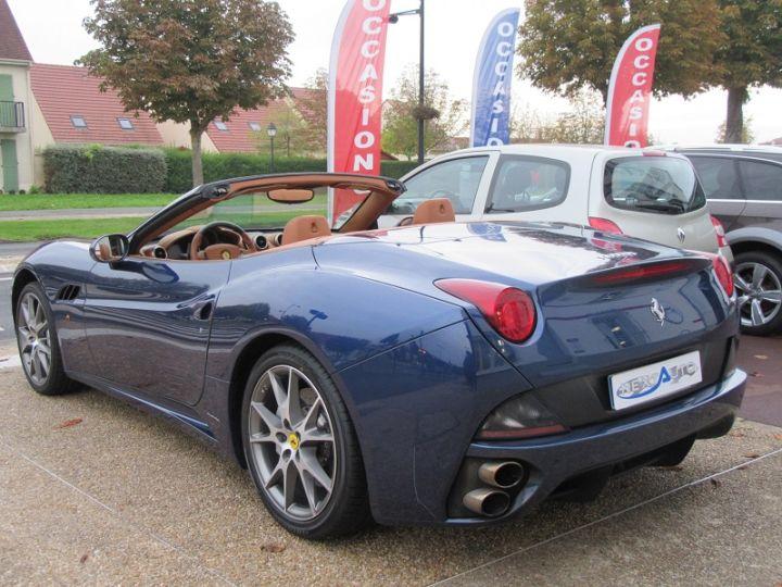 Ferrari California V8 4.3 460CH BLEU Occasion - 3