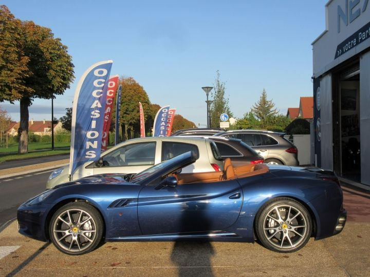 Ferrari California V8 4.3 460CH Bleu Occasion - 5