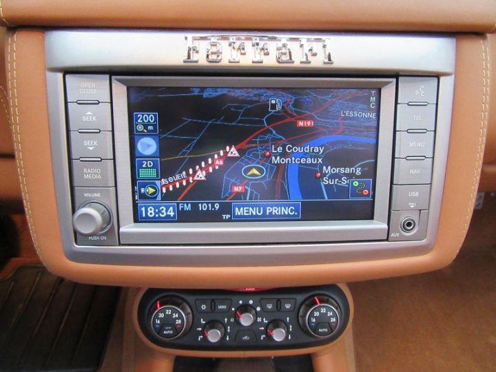 Ferrari California V8 4.3 460CH BLEU Occasion - 11